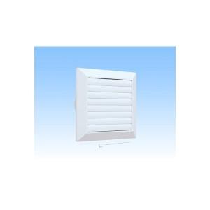 Kratka  wentylacyjna plastikowa 15x15x100/H z żaluzja